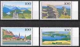 Bund 1994 / MiNr.   1742 – 1745  Rechte Ränder   ** / MNH   (e625)