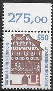 Bund 1994 / MiNr.   1746  Oberrand   ** / MNH   (e626)