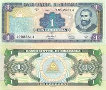 Nicaragua 1 Cordoba 1995. UNC P-179 - Nicaragua
