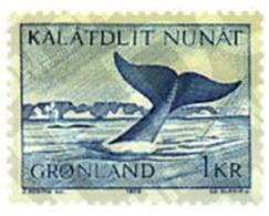 Ref. 96853 * MNH * - GREENLAND. 1970. GREENLAND FAUNA . FAUNA DE GROENLANDIA