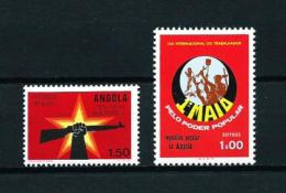 Angola  Nº Yvert  603 - 606  En Nuevo