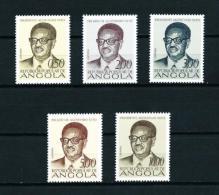 Angola  Nº Yvert  608/12  En Nuevo