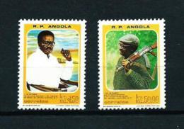 Angola  Nº Yvert  620/1  En Nuevo