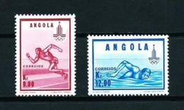 Angola  Nº Yvert  623/4  En Nuevo - Angola