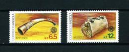 Angola  Nº Yvert  668/9  En Nuevo