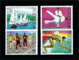 Angola  Nº Yvert  832/5  En Nuevo