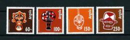 Angola  Nº Yvert  846/9  En Nuevo