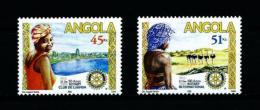 Angola  Nº Yvert  1595/6  En Nuevo