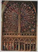 Cpm 379699 Cathédrale Saint Gatien Tours , Rose Du Transept