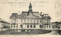 TOURS      NOUVEL HOTEL DE VILLE