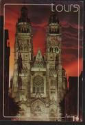 Cpm 379702 Cathédrale Saint Gatien Tours