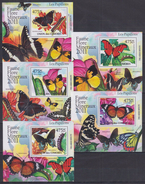 Z31 Comoros - MNH - Insects - Butterflies - Deluxe - 2011