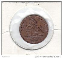 1 CENTIME Cuivre Albert I 1912 FR   FDC - 1909-1934: Albert I