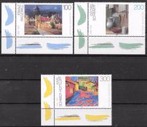 Bund 1995 / MiNr.   1774 – 1776  Linke Untere Ecken   ** / MNH   (e634)