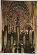 Cpm 379700 Les Orgues De La Cathédrale Saint Gatien  Et La Rosace , Tours