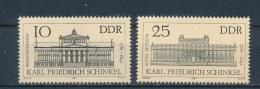 DDR/East Germany/Allemagne Orientale 1981 Mi: 2619-2620 Yt:  (PF/MNH/Neuf Sans Ch/**)(1333)