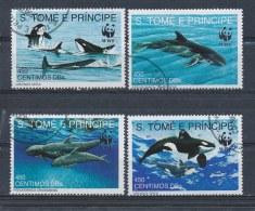 S Tomé En Principe/S Tomé And Principe/S Tomé Et Principe/S Tomé Und Principe 1992 Mi: 1302-1305 (Gebr/used/obl/o)(1340)