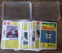 M#0T36 CARTE GIOCO GOLDEN MODIANO MOTO Anni '90/VESPA - Carte Da Gioco