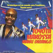 Rare Disque Toyota Manu Dibango Promotionnel Gamme Toyota Année 80 Le Sourire Sur Les Routes Africaines - Soul - R&B