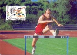 LIECHTENSTEIN 1996 MAXIMU OLYMPISCHE 1996 ATLANTA  (FEB170268) - Liechtenstein