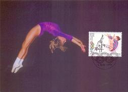 LIECHTENSTEIN 1996 MAXIMU OLYMPISCHE 1996 ATLANTA  (FEB170269) - Liechtenstein