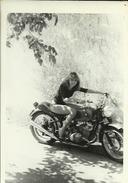 MOTO,  MOTORCYCLE  --  ORIGINAL PHOTO  --   13,2 Cm 9  Cm - Cycling