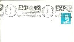 POSMARKET ESPAÑA DOS HERMANAS SEVILLA - 1992 – Sevilla (España)