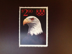 USA 1991 Birds Eagle MNH
