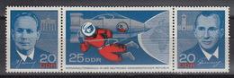DDR Yvert 840A  ** MNH (1965) – Sovjet Cosmonauts