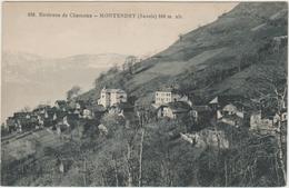 ENVIRONS DE CHAMOUX (73) - MONTENDRY - Chamoux Sur Gelon