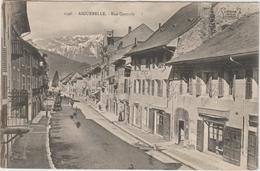 AIGUEBELLE (73) - RUE CENTRALE - Aiguebelle