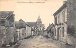 02 - AISNE - PERNANT - Rue Principale