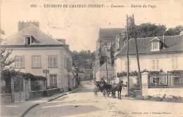 02 - AISNE - ESSOMES - Entrée Du Pays - Attelage -
