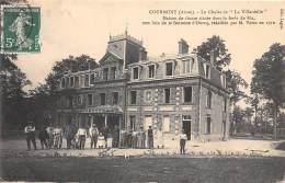 02 - AISNE - COURMONT - Le Chalet De La Villardelle - Forêt De RIZ