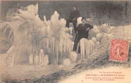 02 - AISNE - BRUYERES ET MONTBERAULT - Laonnois Pittoresque - Jet D'eau Congelé