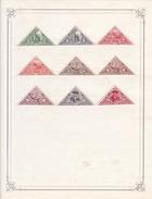 Nyassa - Collection Vendue Page Par Page - Timbres Oblitérés / Neufs */** - B/TB - Nyassa
