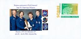SPAIN, 2017  Belgian Astronauts (Dirk Frimout) (age 75), Poperinge, Belgium  Mission : STS-45, Atlantis (11)