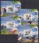 A32 Burundi - MNH - Animals - Birds - Deluxe - 2011