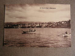 Carte Postale Ancienne Liban Vue Du Port  Beyrouth