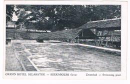 ASIA-1086   SOEKABOEMI : Grand Hotel Selabatoe- Zwembad - Indonesia