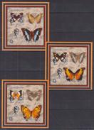 B32 Mozambique - MNH - Organizations - Scouting - Butterflies - Imperf