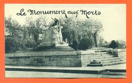"CPA Pamiers "" Le Monument Aux Morts "" LJCP 34"