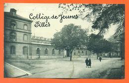 """CPA Pamiers """" Collège De Jeunes Filles """" LJCP 34"""