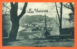 """CPA Pamiers """" Les Usines """" LJCP 34"""