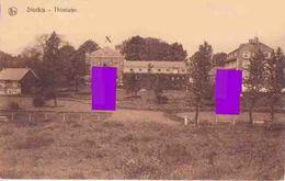 Thimister Stockis Cachet Postal Thimister Clermont 1932 - Thimister-Clermont