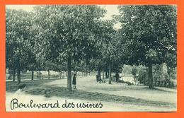 "CPA Pamiers "" Boulevard Des Usines "" LJCP 34"