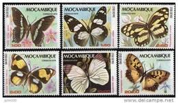 Mazambique 1979 Yv.725/30 *