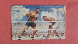 Jack Dempsey Knocks Out Jess Willard   Wear  & Crease Corners Boxing---- ---- Ref --2495 - Boxing