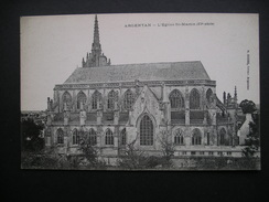 Argentan-L'Eglise St-Martin