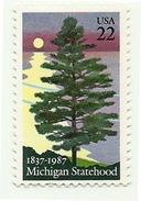 1987 - Stati Uniti 1695 Albero